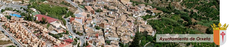 Ayuntamiento de Orxeta