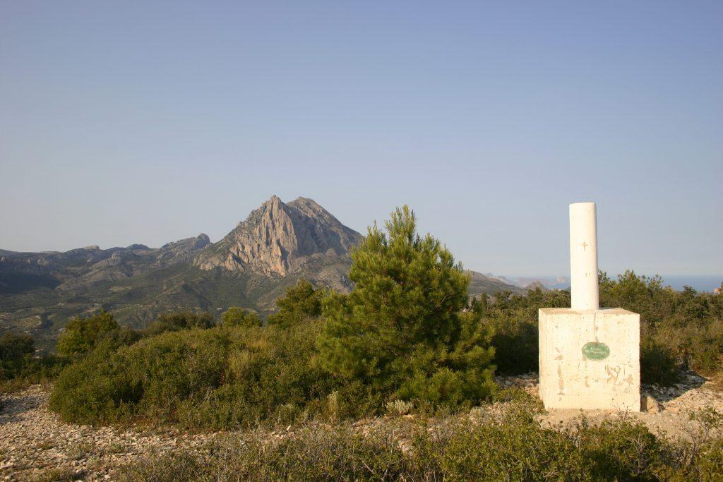 Cima Serra d'Orxeta